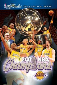 2010 Los Angeles Lakers: Official NBA Finals Film