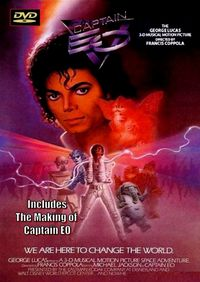 The Making of Captain EO