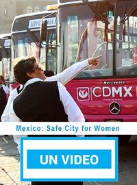 Mexico: Safe City for Women