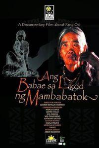 Ang Babae sa Likod ng Mambabatok