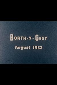 Borth-y-Gest: August 1952