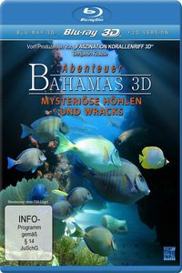 Adventure Bahamas 3D - Mysterious Caves And Wrecks