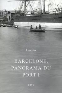 Barcelone, panorama du port I