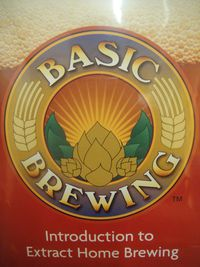 Basic Brewing - Introduction to Extract Home Brewing