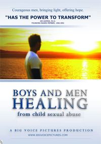 Boys & Men Healing