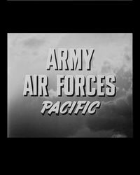 Army Air Forces - Pacific