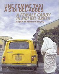 A Female Cabby in Sidi Bel-Abbes